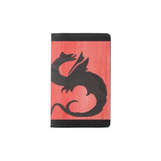 Curling Dragon Pocket Notebook
