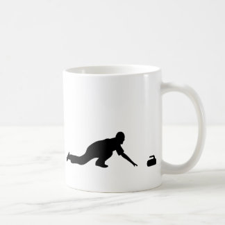 curling evolution coffee mug