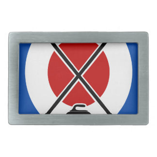Curling Is Cool Day - Appreciation Day Belt Buckles