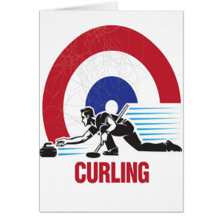 Curling Is Cool Day - Appreciation Day Card