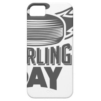 Curling Is Cool Day - Appreciation Day iPhone 5 Cases