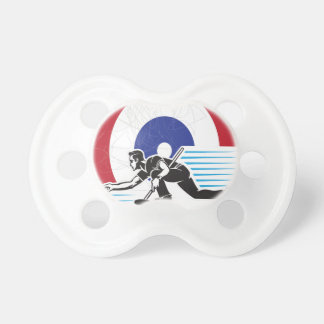 Curling Is Cool Day - Appreciation Day Pacifier