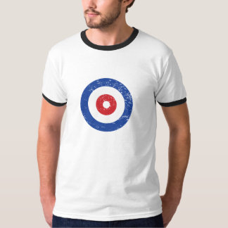 Curling rings - distressed look T-Shirt