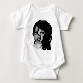 Curls Baby Bodysuit