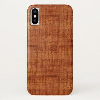 Curly Acacia Wood Grain Look Case-Mate iPhone Case