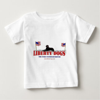 Curly Coated Retriever Baby T-Shirt