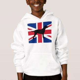 curly coated retriever silhouette United_Kingdom.p