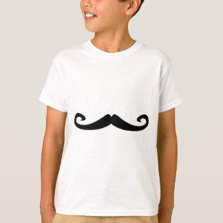 Curly Mustache T-Shirt