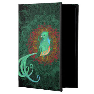 Curly Quetzal Case For iPad Air