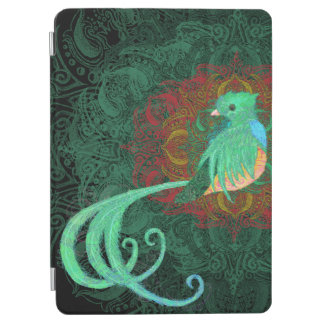 Curly Quetzal iPad Air Cover