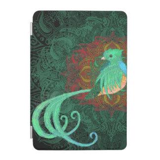 Curly Quetzal iPad Mini Cover