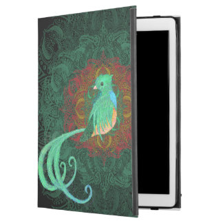 "Curly Quetzal iPad Pro 12.9"" Case"