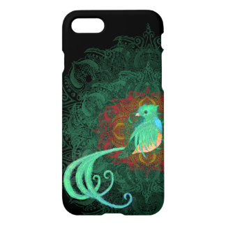 Curly Quetzal iPhone 8/7 Case