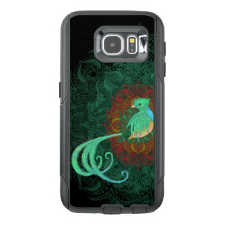 Curly Quetzal OtterBox Samsung Galaxy S6 Case