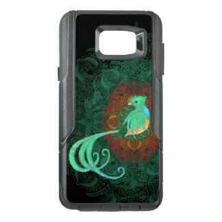 Curly Quetzal OtterBox Samsung Note 5 Case