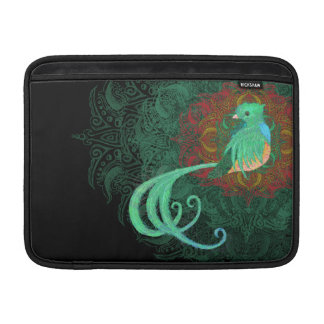 Curly Quetzal Sleeve For MacBook Air