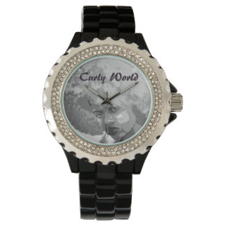 Curly World Watch