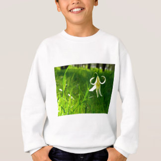 Curly Yellow Sweatshirt