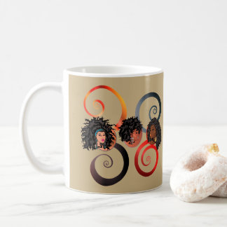 "CURLZ ""THE TRIAD"" Mug"