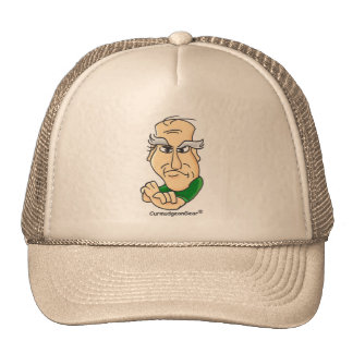 Curmudgeon Cap Trucker Hat