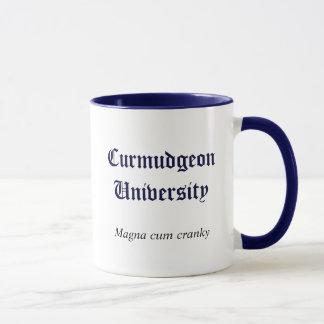 Curmudgeon University Mug
