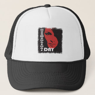 Curmudgeons Day - Appreciation Day Trucker Hat