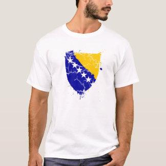 Current Coat of Arms Distressing T-Shirt
