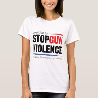 Current CSGV logo T-Shirt