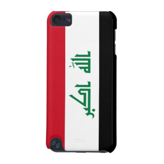 Current National Flag of Iraq iPod Touch 5G Cover