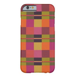 Current Palette Check Plaid iPhone Case