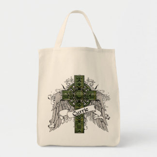 Currie Tartan Cross Tote Bag