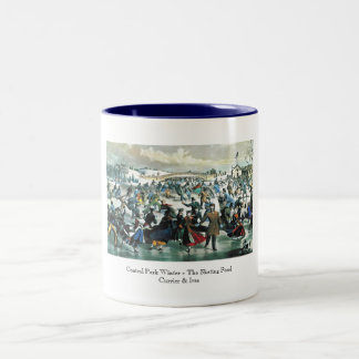 Currier & Ives - Mug - Central Park Winter
