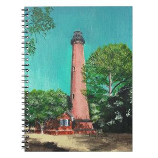Currituck Beach Lighthouse Photo Notebook