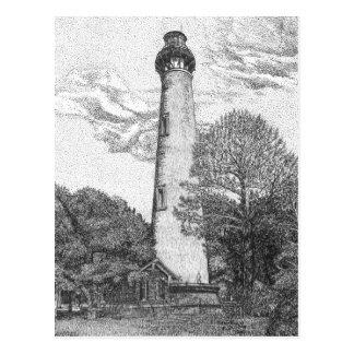 Currituck Beach Lighthouse Postcard