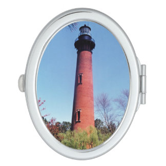 Currituck Lighthouse Mirror For Makeup
