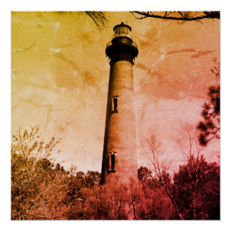 Currituck Lighthouse Perfect Poster