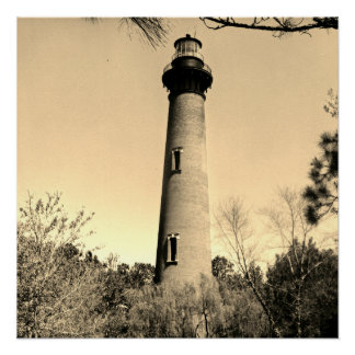 Currituck Lighthouse Poster