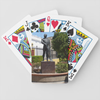 curro bicycle playing cards
