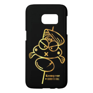 Curry Fish Ball | Black Samsung Galaxy S7 Case
