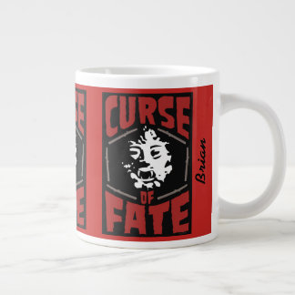 Curse of Fate B-Movie Large Coffee Mug