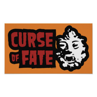 Curse of Fate B-Movie Poster