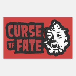 Curse of Fate Movie Sticker