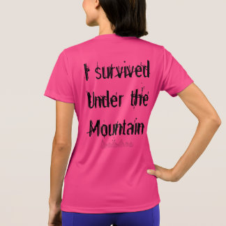 #Cursebreaker/I survived Under The Mountain ACOTAR T-Shirt