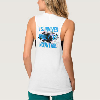 #Cursebreaker/I survived Under The Mountain ACOTAR Tank Top