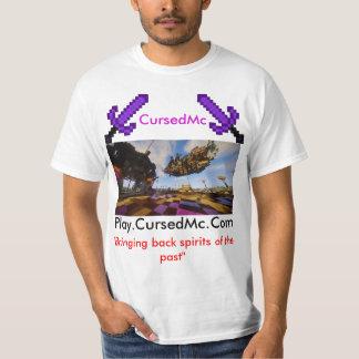 CursedMc T-Shirts