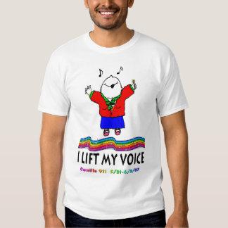 Cursillo 911 t shirts