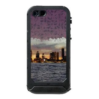 Curtain coming down incipio ATLAS ID™ iPhone 5 case