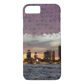 Curtain coming down iPhone 8/7 case