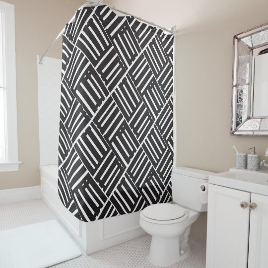 Curtain of Black Bath Modules