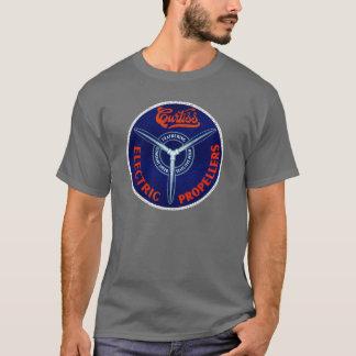 Curtis Aircraft Electric Propellors T-Shirt
